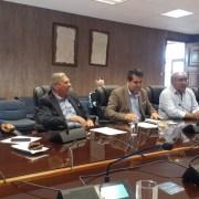 Senador Soria fue el único legislador que acudió a invitación del CORE, a sesión que fracasó por falta de quórum. Los otros parlamentarios se excusaron