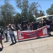 Sigue la toma del Liceo de Huara: Alumnos deben convivir a diario con plaga de ratones, baños en malas condiciones y falta de accesibilidad universal