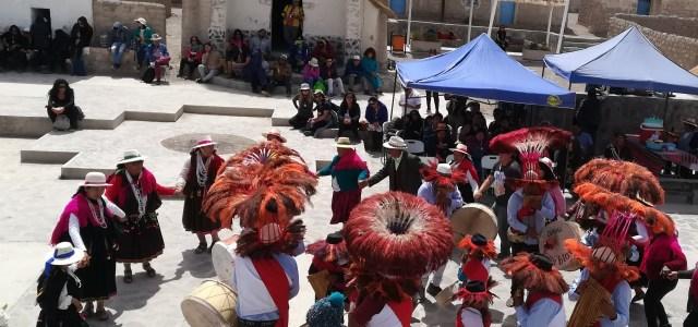 Cientos de turistas disfrutaron del II Muestra Cultural de Artes y Costumbres Aymara en localidad de Villablanca, Colchane