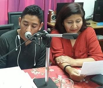 Arica: En Aymara, quechua y castellano son los inéditos microprogramas trilingüe que realizó el Taller de Radio de Lengua de Indígenas