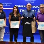 CORES de Atacama y Tarapacá coordinan instancias de intercambio de experiencias para mejorar promocion de oferta turística de ambas regiones