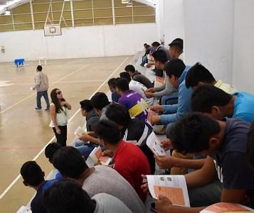 Innovador servicio implementó la Defensoría Regional de Tarapacá atendió personalizadamente a internos en recinto penal de Alto Hospicio.