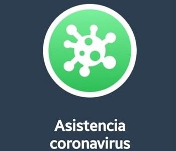 Incorporan  botón»Asistencia Coronavirus» en aplicación móvil SOFAFE en caso de sospecha de la enfermedad
