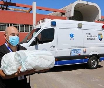 Más de dos toneladas en insumos médicos permitirán a la salud municipal, estar mejor preparada para enfrentar pandemia del coronavirus.