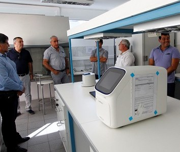 Tarapacá podrá disponer de un laboratorio de diagnóstico para realización del examen COVID-19