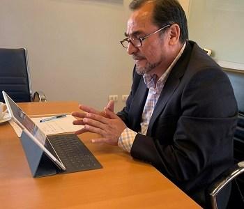 Alcade Patricio Ferreira propone reformar Ley de Zona Franca para que aportes a los municipios, puedan ser destinados a gasto social, en beneficio directo de los vecinos