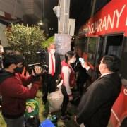 Este domingo cruzaron por el Paso de Jama, para continuar a su país, 43 ciudadanos paraguayos