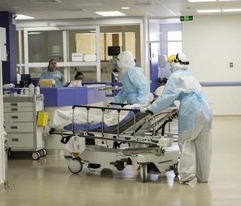 Hospital de Iquique ya experimenta el incremento exponencial por casos positivos de Covid-19