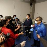 Con 24 camas de baja complejidad se implementó el Estadio Tierra de Campeones de Iquique