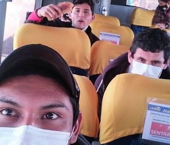 Final feliz para odisea de bolivianos temporeros que buscaban retornar a su país y terminaron imputados en Tarapacá