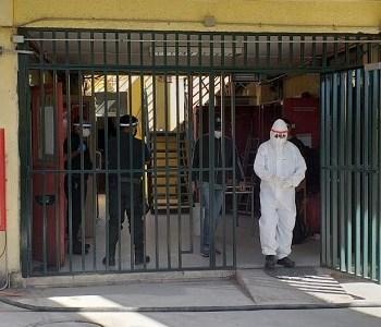 Brote de Covid en Centro de Detención Preventiva en Pozo Almonte: 27 internos y 9 funcionarios contagiados