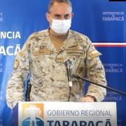 """""""Raya para la suma, no Renunciaré"""", respondió el General Paiva consultado sobre si ha considerado renunciar al cargo."""