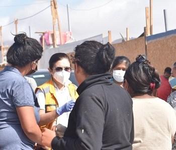 INDH oficia a Intendente y Sename por situación que podría derivar en crisis humanitaria en tomas de Hospicio