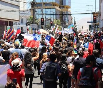 Agencia de Inteligencia Nacional en la mira del movimiento social de Iquique, cuyas organizaciones fueron contenidas en informe
