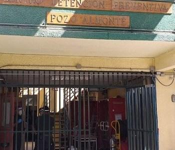 Suben los contagios en penal pozoalmontino: 40 internos y 12 funcionarios con Covid