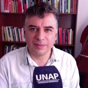 """Cristian Jamett, director de Vinculación de la Unap: """"Nos motiva superar el viejo paradigma que entendía que la universidad monopolizaba el conocimiento"""""""