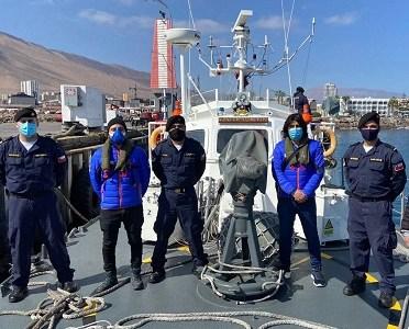 Urgente necesidad de legislar sobre una ley de pesca sustentable, evidenció Consejero Zambra