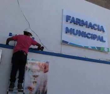 Farmacia Municipal de Iquique se traslada a un lugar más amplio y operará con horario extendido