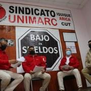 Propuesta de Unimarc para reajuste de salarios: $ 4.000 jornada completa y cerca de $.2000 a los part time