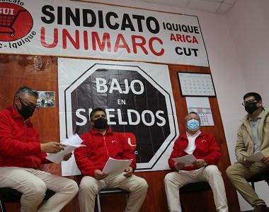 Sindicato de Unimarc congela negociación colectiva y se reintegra al trabajo este 1 de agosto