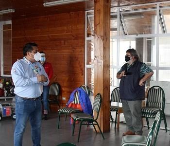 Entrega equipos de buceo semi autónomos a quince buzos de las caletas del litoral iquiqueño