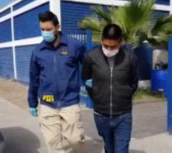 Finalmente la PDI detiene a concejal de Camiña, imputado por tráfico de drogas como proveedor