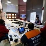 Presentan avances  del plan regional de emergencia y revisan actualización de los procedimientos