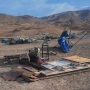 Drama humanitario para familias de toma en El Boro por desalojo ordenado por autoridades. Pobladores anuncian resistencia