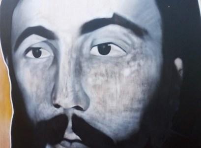 Piden que se ordene investigación por acto vandálico contra mural de Freddy Taberna y que se castigue a los culpables