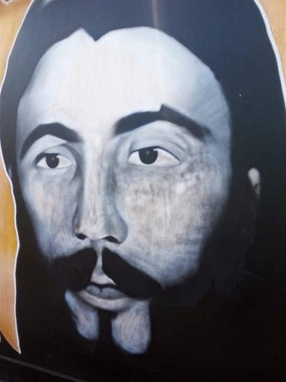 En forma unánime CORE condena a atentado que sufrió mural de Freddy Taberna, ubicado en el sector de el morro