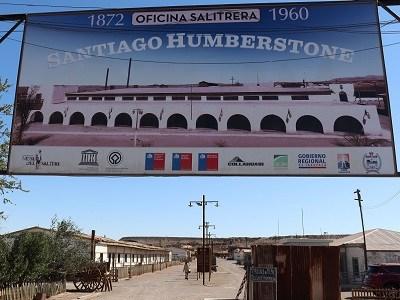 Salitrera Humberstone reabre sus puertas bajo estrictas medidas sanitarias e inaugura sistema de lámparas germicidas