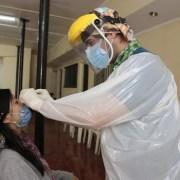 Masiva toma de exámenes PCR realiza salud Municipal en búsqueda activa de casos Covid-19
