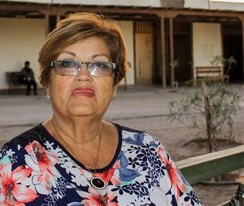 Cientos de reconocimiento en momento del adiós a Sara Benavides y su legado interminable por mantener viva la memoria pampina