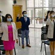 Por segunda vez, Corte Suprema toma juramento por videoconferencia a nuevos abogados de Tarapacá