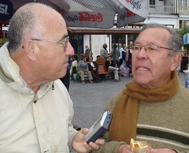 Comunicador destaca legado de Pancho Murillo y Edgardo Barría, quienes marcaron una impronta en su paso terrenal