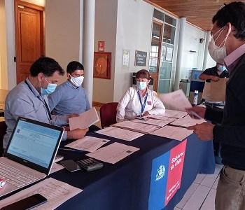 Bienes Nacionales realizó proceso de licitación de inmuebles en La Tirana y Alto Hospicio