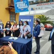 """Alcalde Soria y Cónsul Albariño lanzaron campaña """"Iquique ayuda a Paraguay"""", país afectado por más de 12 mil incendios"""