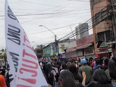 Jornada por primer aniversario del 18 de octubre: Manifestaciones pacíficas y hechos de violencia