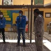 Todo listo en Pozo Almonte para el plebiscito. Alcalde Godoy recorrió locales de votación