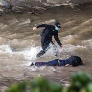 Brigada de DDHH  de la PDI detuvo a carabinero acusado de lanzar a adolescente al Río Mapocho