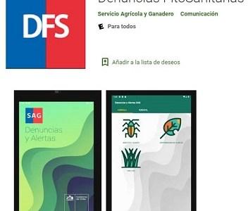 SAG lanza plataforma gratuita para apoyar a usuarios afectados por de plagas agrícolas