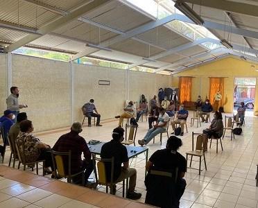 Habitantes de La Huayca y Pozo Almonte expresaron malestar porque no fueron consultados en proyecto fotovoltaico.