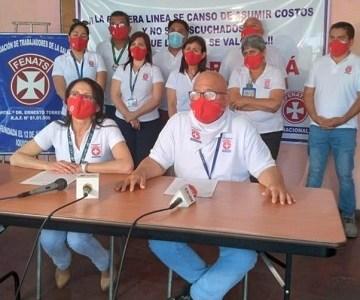 Trabajadores de la Salud anuncian jornada de movilización ante desfavorable condiciones en plena pandemia