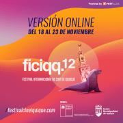 Festival Internacional de Cine de Iquique realizará en en línea de duodécima versión, FICIQQ 12