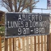 Salitreras Humberstone y Santa Laura abren sus puertas toda la semana en horario normal
