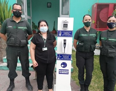 Se iniciaron las primeras visitas presenciales en los penales de todo el país, bajo estrictos protocolos sanitarios