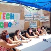 Vecinos se organizan para tratar de impedir inminente desalojo en Laguna Verde que afectaría a 450 familias