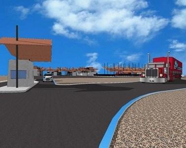 Inician estudio de suelo para nueva avanzada aduanera de Quillagua que se emplazará en 2.298 metros cuadrados