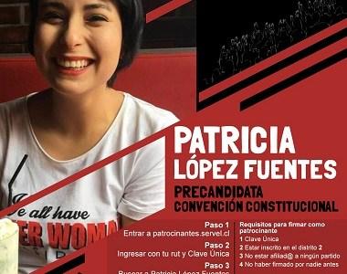 Conoce los nombres de los 58 candidatos constituyentes independientes que buscan patrocinio para postular