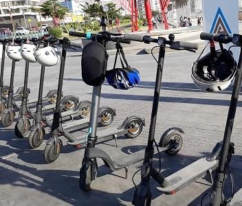 Tarapaqueños y turistas podrán hacer turismo sustentable en Iquique, mediante la electromovilidad